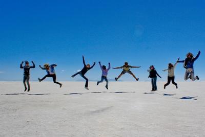 Zielland Bolivien