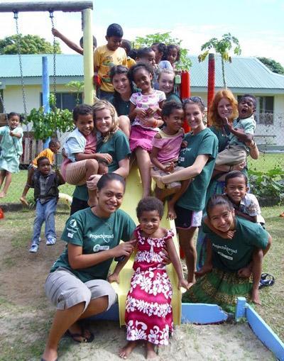 Freiwilligendienst in Fidschi-Inseln