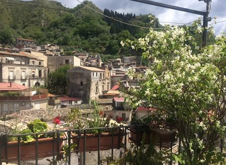 Häuser in Reggio di Calabria