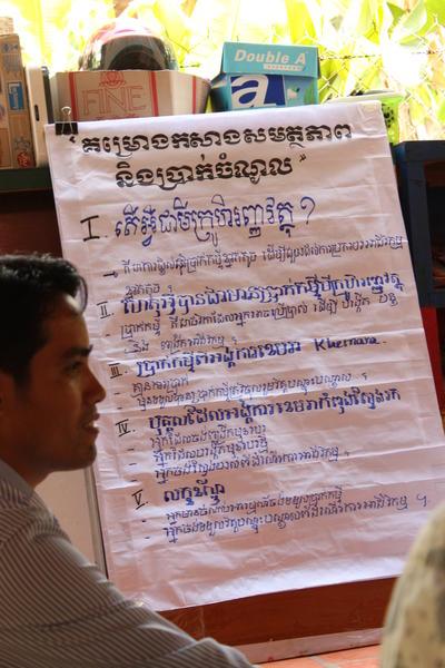 Lerne lesen, sprechen und schreiben im Sprachkurs Khmer in Kambodscha