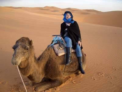 Freiwilligendienst in Marokko