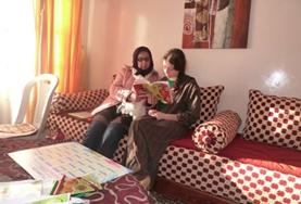 Projekte in Afrika - Marokko : Sprachkurse