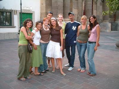 Freiwilligendienst in Mexiko