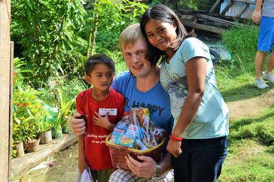 Freiwilligenprojekte und Auslandspraktika auf den Philippinen