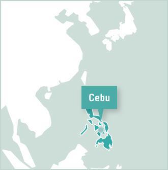 Map of Philippinen