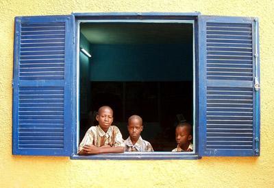 Freiwilligenarbeit im Senegal